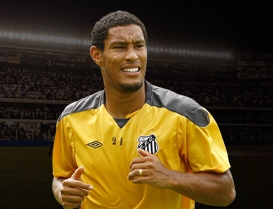 Bruno Aguiar reforça o Sport (Foto: Site Oficial do Santos)